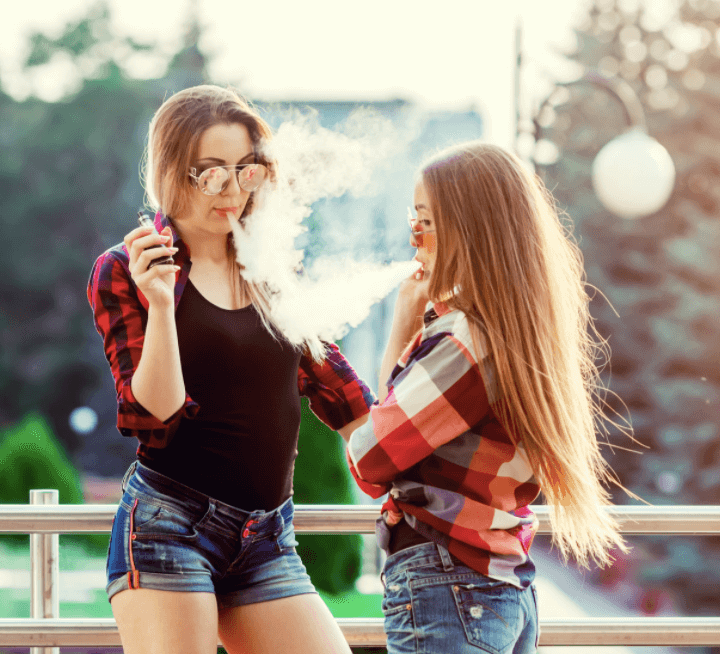 The Truth About Teen Vaping