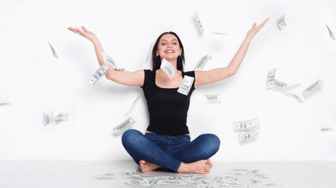 financially stress-free life
